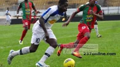 Photo of Canon-Apejes (0-2): Un doublé de Franck Boya assomme Canon à Mbankomo