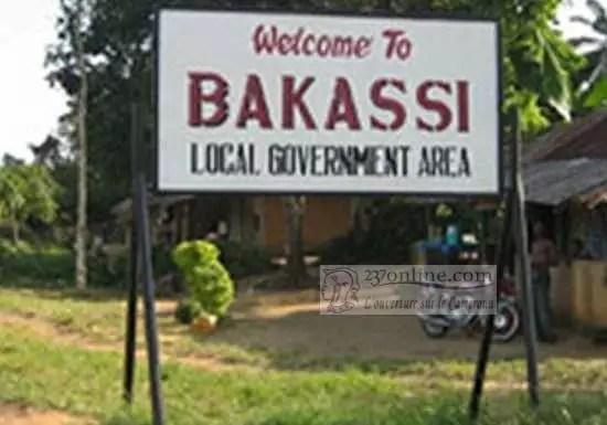 Entrée de Bakassi