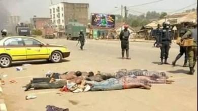"Photo of Cameroun anglophone: la crise ""la plus négligée au monde"""