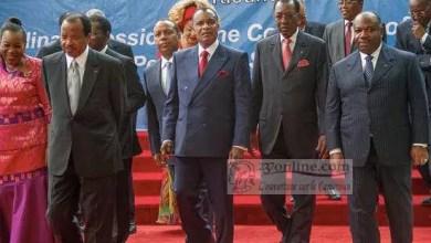 Photo of Communiqué final 14e session ordinaire de la Conférence des Chefs d'État de la CEMAC