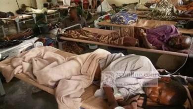Photo de Cameroun : Kribi dans l'étau du choléra