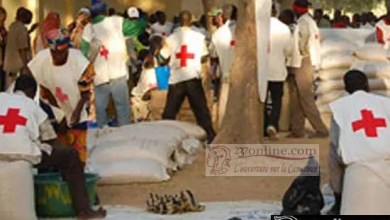Croix rouge camerounaise