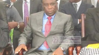 Photo of David NKOTTO ÉMANE, ex DG de la CAMTEL, n'est pas en fuite