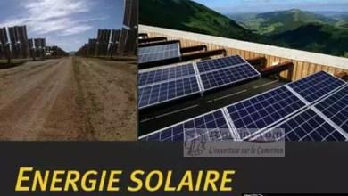 Photo of Cameroun : Bientôt une centrale solaire dans la région du Nord