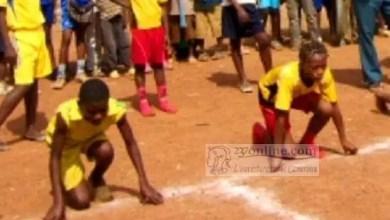 Photo de 1880 athlètes attendus aux 20è Jeux scolaires au Cameroun