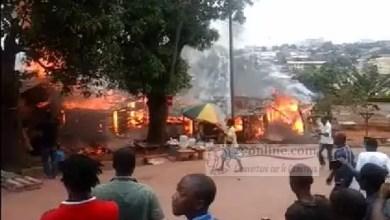 Photo of Cameroun – Yaoundé : Une dizaine de maisons incendiées à Nkomkana