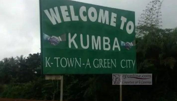 Ville de Kumba