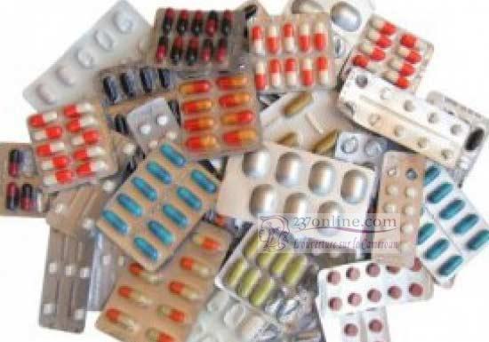 Medicaments de la rue