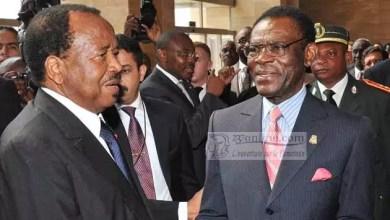 Photo de Présidentielle au Cameroun: Obiang Nguema félicite Paul Biya pour sa réélection