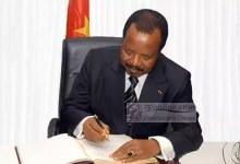 Photo de Cameroun – Douane des téléphones : Paul Biya stop net le crime organisé contre le peuple