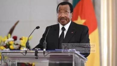 Photo of Paul Biya laisse tomber la guerre et annonce le dialogue pour le fédéralisme