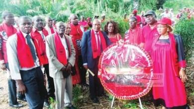 Photo of Cameroun – «pseudo indépendance»: L'UPC célèbre les martyrs