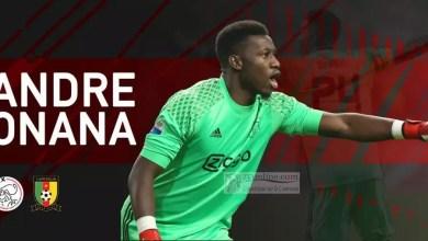 Photo of Meilleur joueur africain de l'année : André Onana dans le top 10 de la CAF