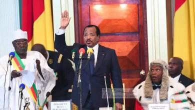 """Photo of Récompense : Le président Paul Biya désigné """"Homme de l'année 2019"""""""