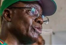 Photo de Cameroun : Maurice Kamto au Tribunal militaire