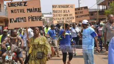Photo of Cameroun : Le meeting de Pierre Kwemo réprimé à Bafang ?