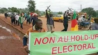 Photo de Cameroun : L'Ouest devient la troisième région ou sont interdites les réunions et manifestations publiques