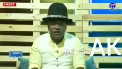 Photo of Cameroun: A la Télévision, Longué Longué pleure pour sa famille