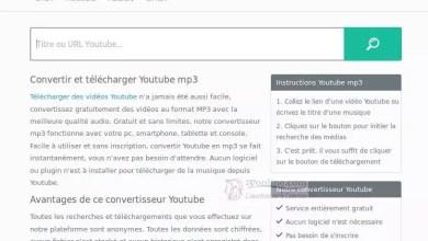 Photo of D'une vidéo YouTube jusqu'au fichier MP3 sur votre Mobile/PC en quelques secondes
