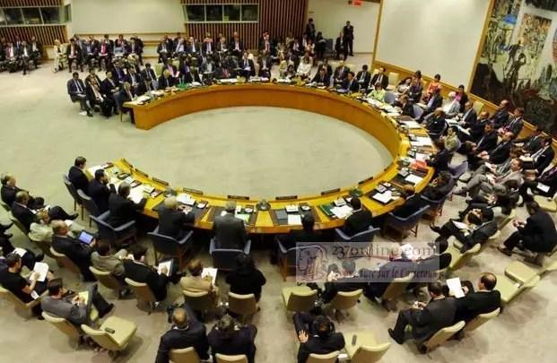 ONU conseil de sécurité
