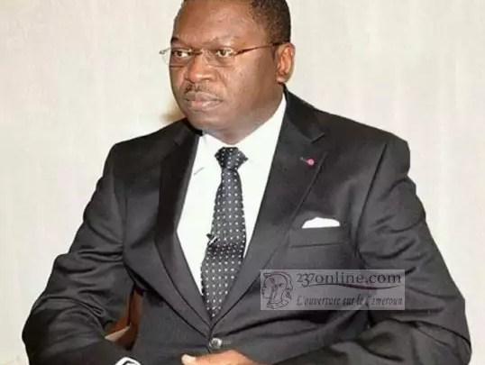 NGOH NGOH Ferdinand, SG à la présidence de la République