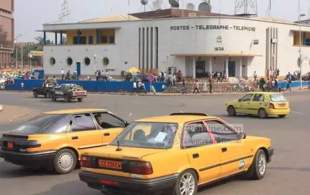 Poste centrale de Yaoundé
