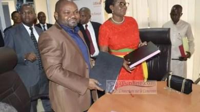 Photo de Accord entre UBA Cameroon et la Mairie de Douala ll