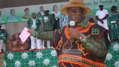 Photo of Acteurs du dialogue inclusif: JohnFru Ndi, Fédéraliste dans l'âme