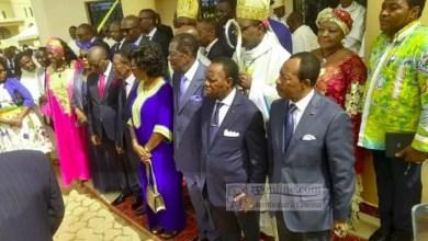 Photo of Cameroun: Victor Fotso décoré par Paul Biya