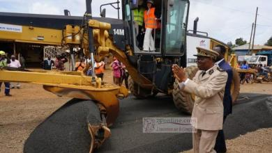 Photo of Cameroon – Anglophone Crisis: Public Works Minister Bamenda-Babadjou Road Project Still Alive
