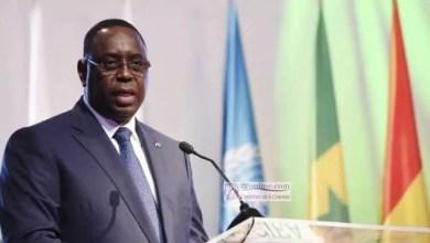Photo of Arrivée à Abidjan de Macky Sall pour une visite d'État de 72 h