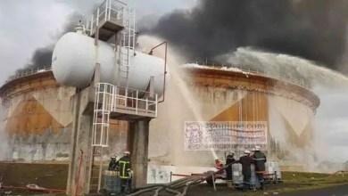 Photo of La Sonara a perdu 10 millions de litres de pétrole brut lors de l'incendie