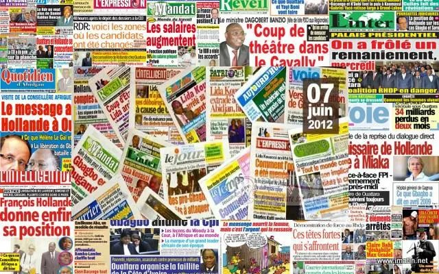 Presses camerounaises