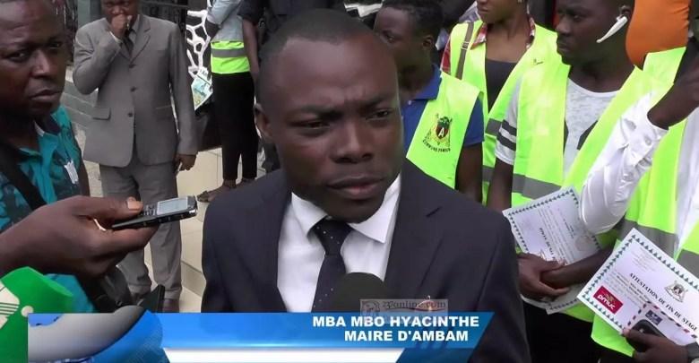 Hyacinthe Mba Mbo