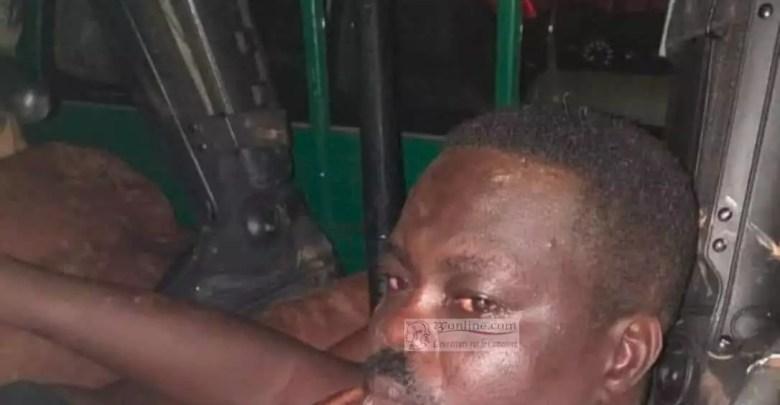 Mamadou Mota du MRC