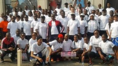 Photo of Citizen Commitment Time: Le personnel de SG Cameroun marche pour lever des fonds au profit des personnes vulnérables