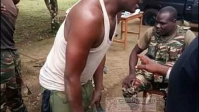 Photo de Cameroun: des soldats victimes d'une attaque des séparatistes anglophones retrouvés