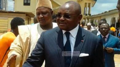 Photo of Députation : Paul Erick Djomgoué bien parti pour rempiler un nouveau mandat