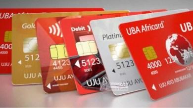 Photo of La Carte VISA prépayée UBA, la carte internationale sans compte bancaire en promo chez Oneclick… (vente et recharge sans vous déplacer  24h/7)