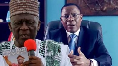 Photo of De Maurice KAMTO et John FRU NDI, qui peut être considéré comme traître dans l'histoire politique du Cameroun ?
