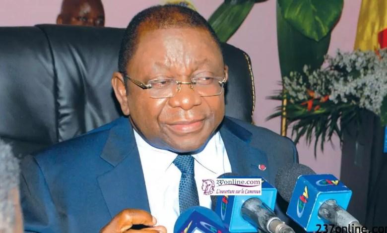 Luc Magloire Mbarga