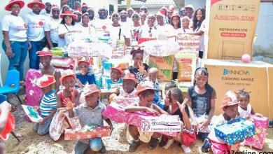 Photo of La fondation UBA au Cameroun organise des visites dans 2 orphelinats