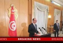 Photo of Le Premier Ministre Tunisien, Elyes Fakhfakh, a annoncé les partis qui intégreront le futur Gouvernement