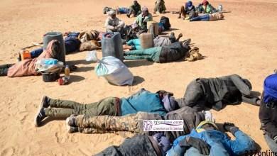 Photo de Immigration: Voulant joindre l'Europe, elle devient un objet s**el dans le désert libyen [Témoignage Audio]