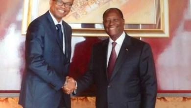 Ouattara et Nyamsi