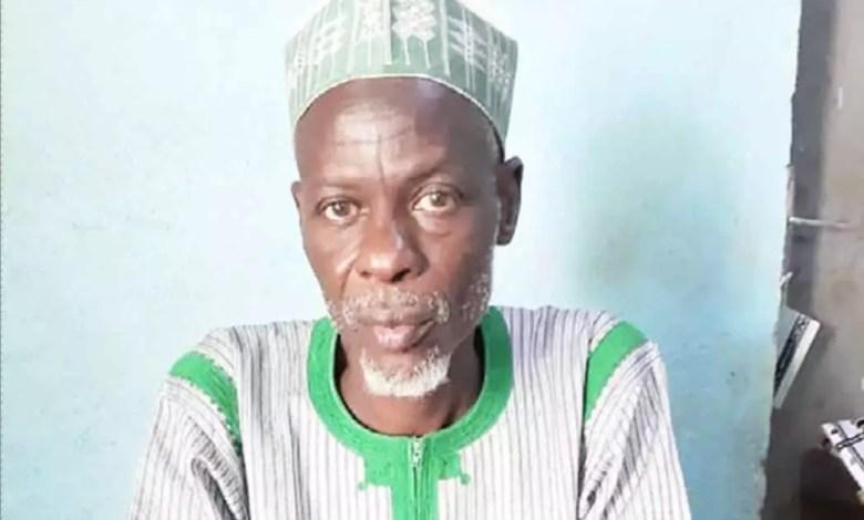 L'ex notable Hamandjam Toukour