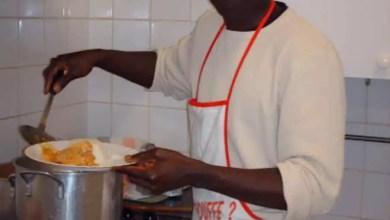 Cuisinier africain