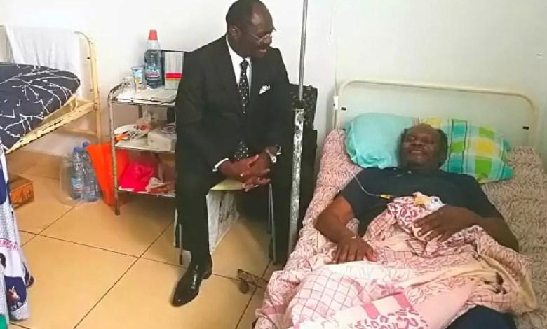 mouelle kombi et Jean paul Akono