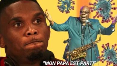 Photo of Cameroun : Les pleurs de Samuel Eto'o pour Manu Dibango