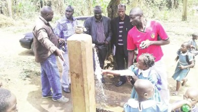 Photo of Exposées au Covid-19… Les populations ont soif d'eau potable à Dschang